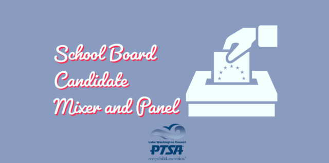 Oct 2019 School Board Candidate Panel