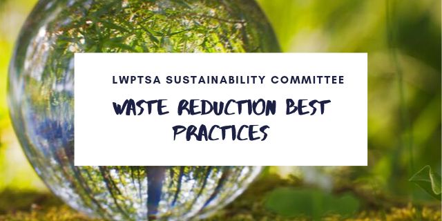 Waste Reduction Best Practices Guide